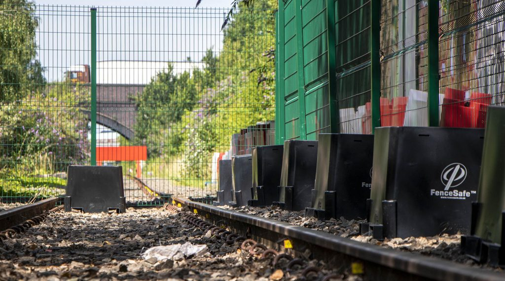 HS2 Temporary Fencing