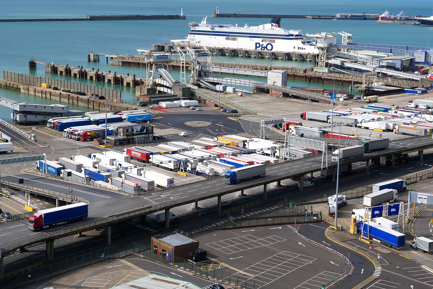 Brexit Affecting UK Ports